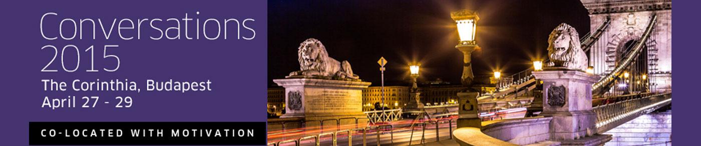 Conversations 2015 Budapest Show
