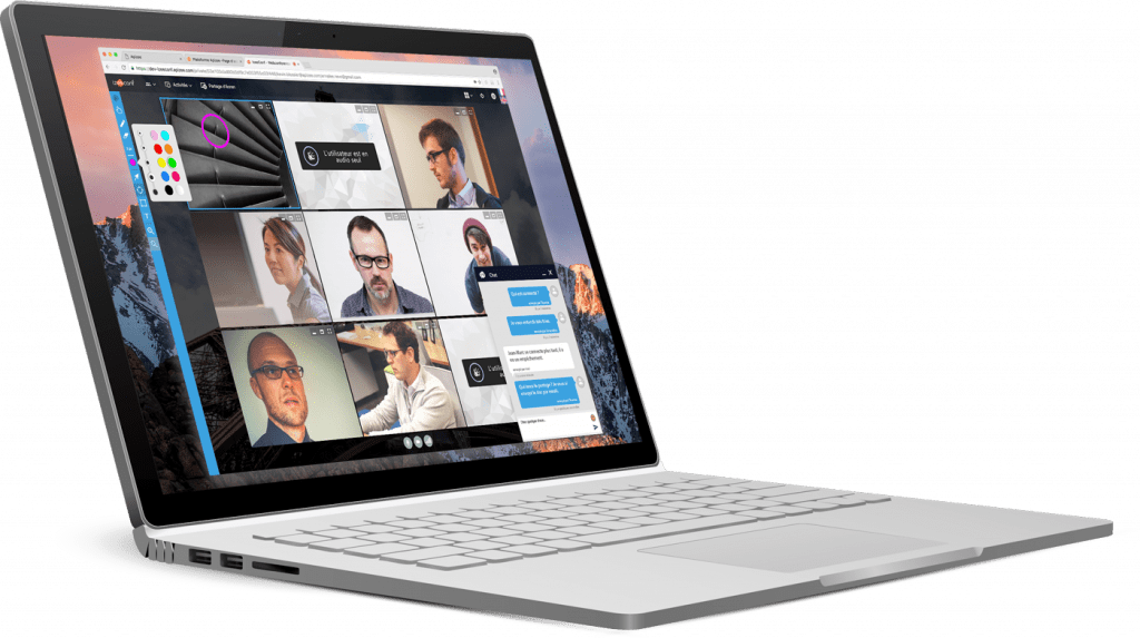 Link Video Conferencing professional and real-time collaboration tools