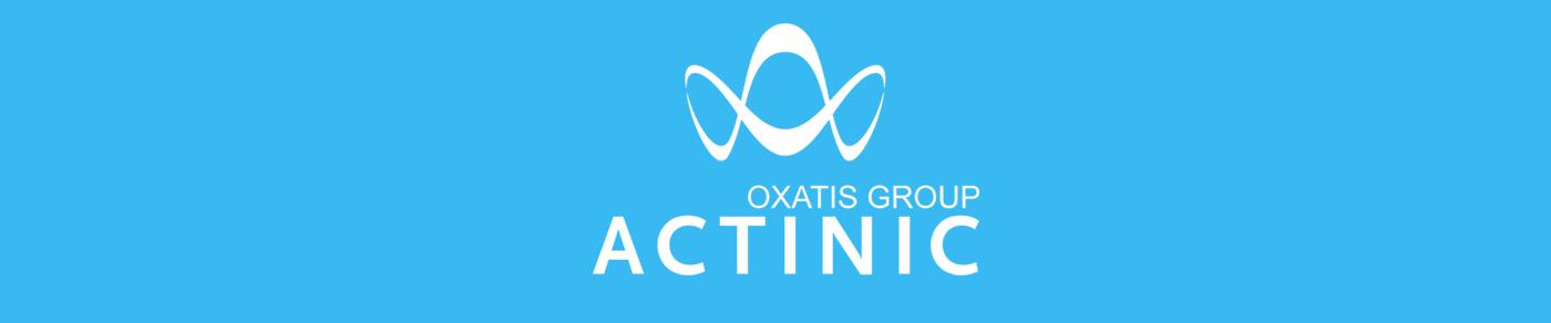 Actinic logo oxatis