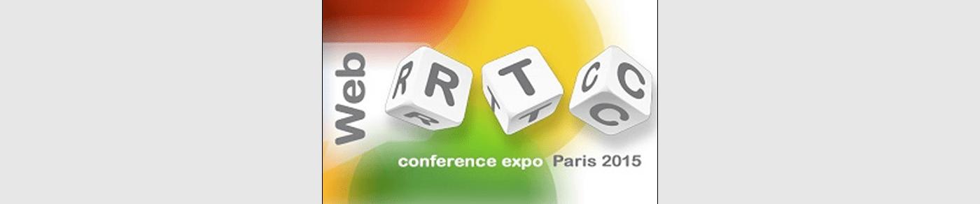 WebRTC Conference expo 2015