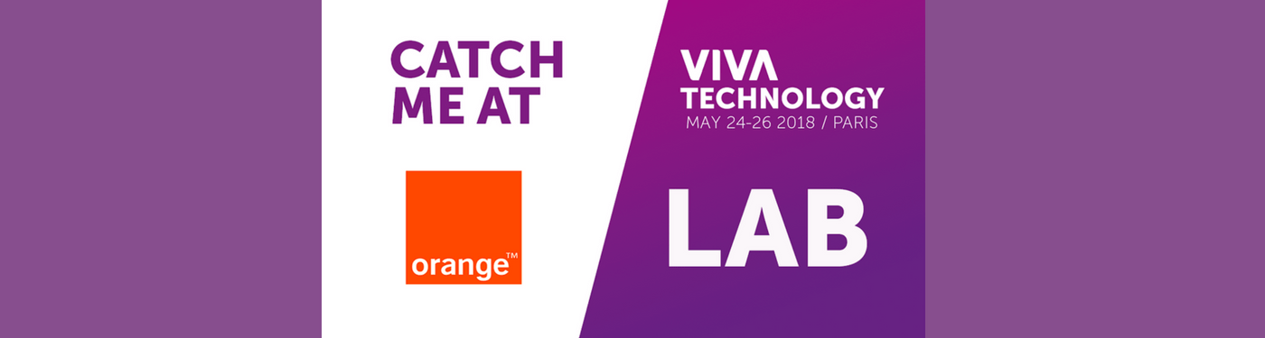 Apizee will bet at Vivatechnology 2018