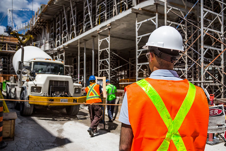 construction and civil engineers for utility services - construction et génie civil pour services publics