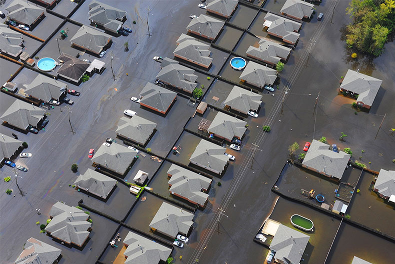damage insurance and claims management solution for weather events - solution d'expertise en assurance dommages et de gestion des sinistres lors d'événements de grande ampleur
