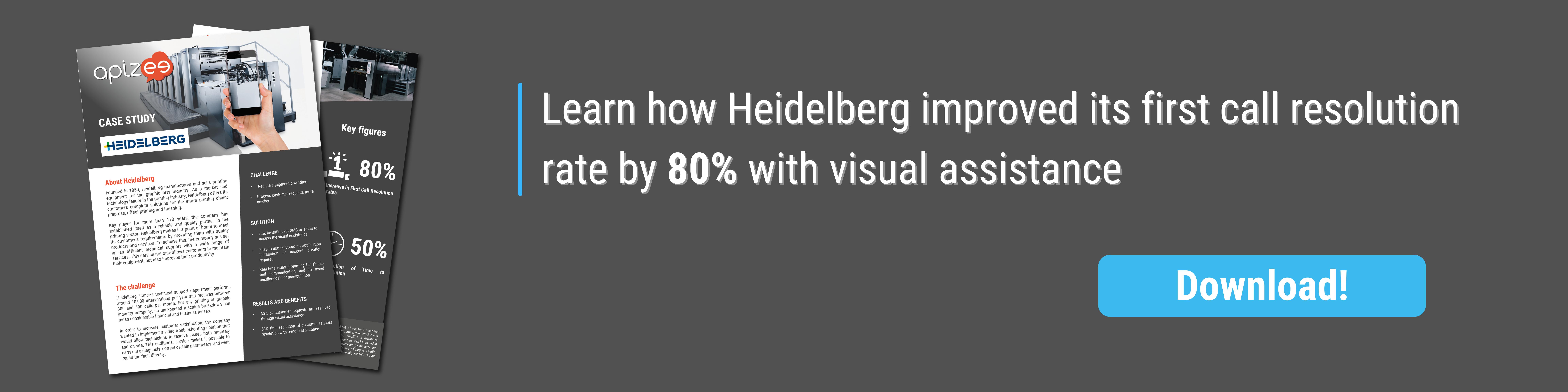 Bannière case study Heidelberg